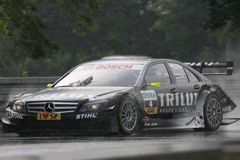 Ralf Schumacher kennt die Tücken und Gefahren des Norisrings