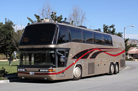 Neoplan Tourbus Michael Jackson