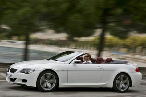 bmw m6 cabrio test. Black Bedroom Furniture Sets. Home Design Ideas