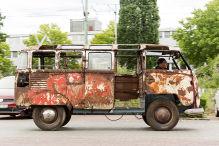 Wolfsburg reanimiert den Ur-Bus