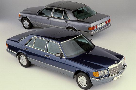 Mercedes W 126