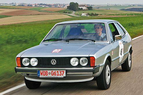 Nummer 1 lebt: Das Vorserien-Exemplar  wurde 1973 gefertigt und gehört heute dem VW-Automuseum.