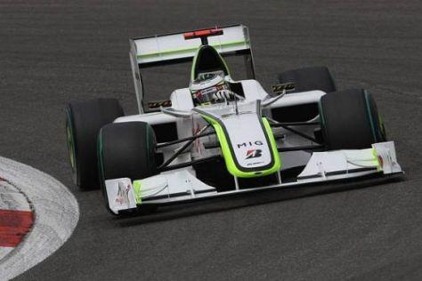 Jenson Button ist Sebastian Vettel wieder auf den Fersen
