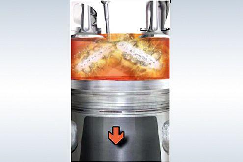 2. Kraftstoff verbrennt unsauber.