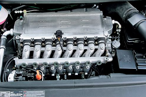 CSS: So sieht der kombinierte Verbrennungsmotor aus.