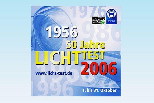 Keine Chance für Blender: Seit 50 Jahren gibt es den Licht-Test.