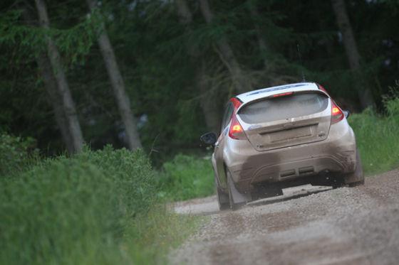 Tracktest Ford Fiesta R2