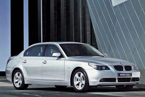 BMW 5er in China-Ausführung