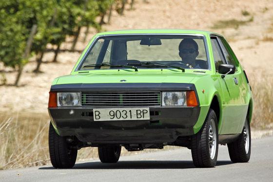 "Seat 1200 Sport ""Bocanegra"""