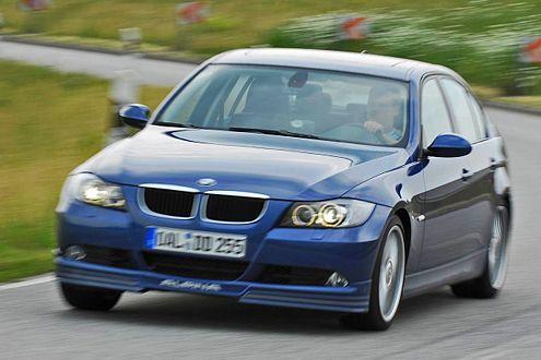 Hersteller, nicht Tuner: Sieht aus wie ein BMW, ist aber ein Alpina.