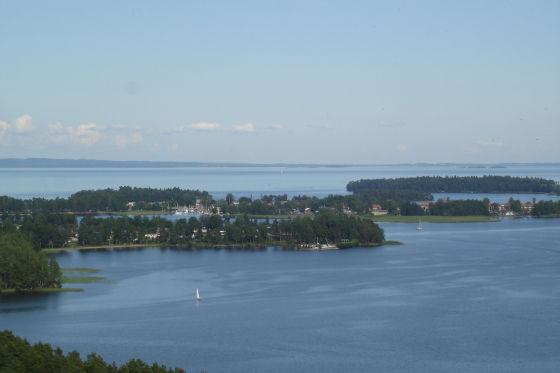 Zwischen den großen Seen Südschwedens