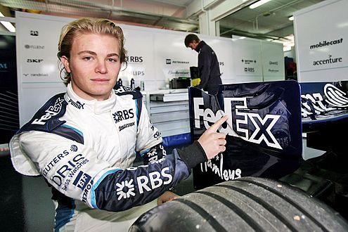 Das eigene Team geht vor: Nico Rosberg und die anderen Deutschen werden Schumi in Brasilien nicht helfen.