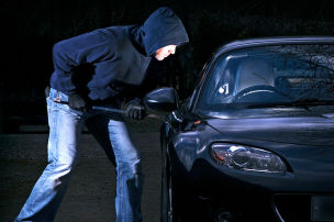 Auto geklaut – was nun?