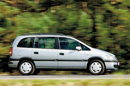 Erfolgstyp: Der Zafira ist der Praktiker unter den Familien-Vans.