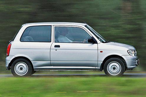 Kurz und überwiegend gut: der Daihatsu Cuore, Typ L701.