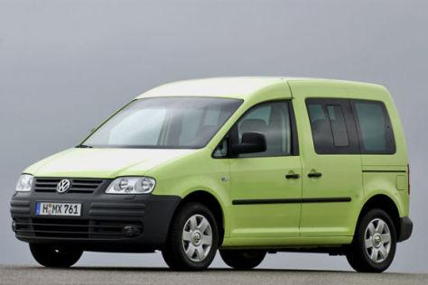 Volkswagen VW Caddy Life 1.6