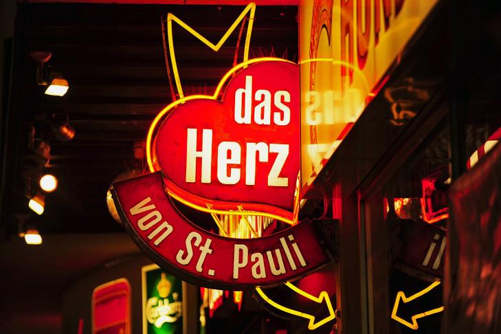 Hamburg Spielbudenplatz