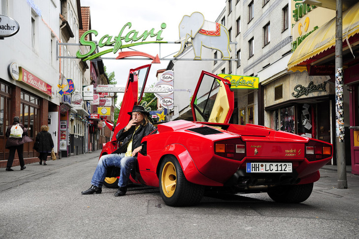 Lamborghini Countach Klaus Barkowski