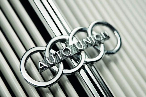 Logo der Auto Union in den 30er-Jahren.
