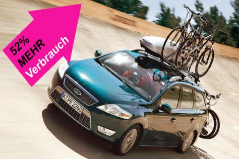 verbrauchstest: was autos zu säufern macht - autobild.de
