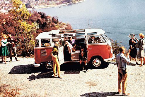 Der Samba-Bus ist heute ein beliebtes Sammlerstück.