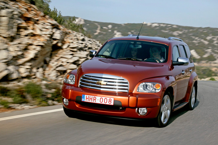 Chevrolet HHR (2007-2009)