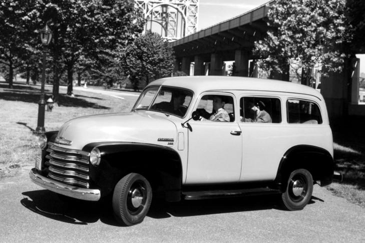 Chevrolet Suburban (1949)