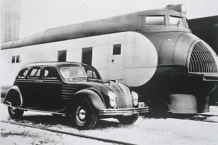 Chrysler Airflow (1934-1937)
