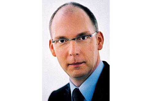 Setzt auf die klassische Beratung: Jörn Stapelfeld, Volksfürsorge.