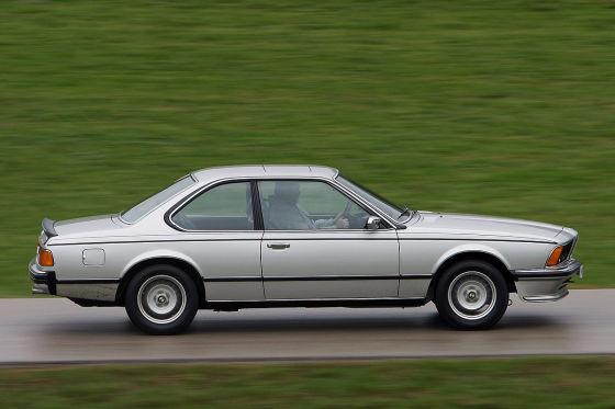 BMW 635 CSi (E24)