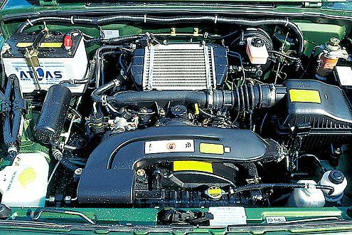 Wenig haltbar: Der Turbodieselmotor macht zahlreiche Probleme.