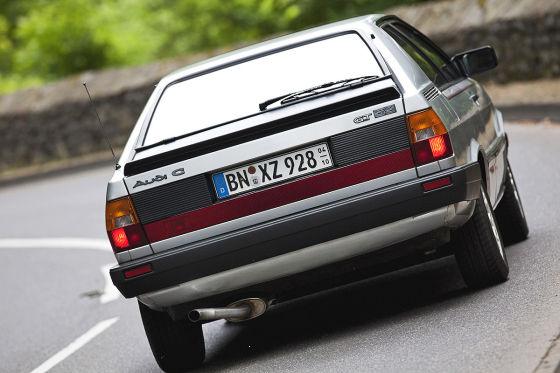 Audi Coupé GT 55