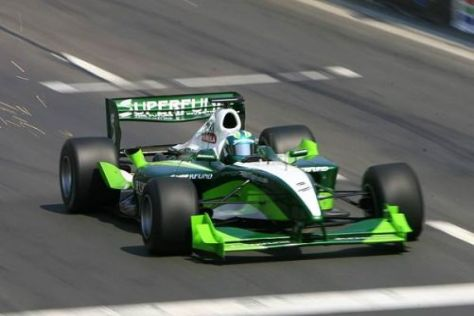 Zumindest 2010 werden in der Formel 1 keine Superfund-Autos unterwegs sein