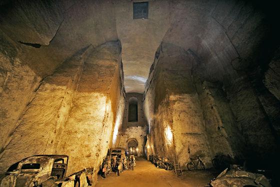 Katakomben Neapel