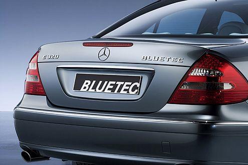 Bluetec: eine Alternative zu Hybrid-Fahrzeugen?