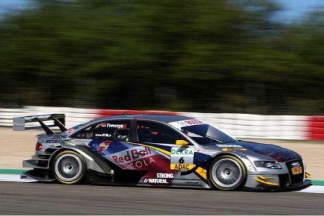 Ist der Knoten bei Martin Tomczyk auf dem Nürburgring geplatzt?