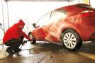 Autopflege, Autowäsche