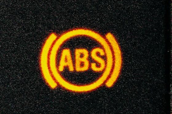 ABS-Leuchte