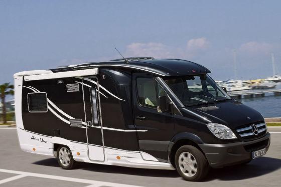 Bürstner Aero Van