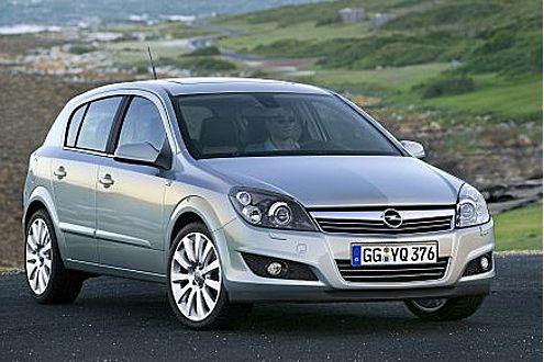 2007 kommt der geliftete Astra. Gebaut wird er weiterhin in Westeuropa.