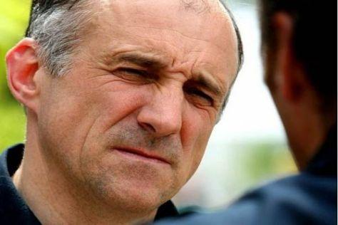 Teamchef Franz Tost hält für 2010 an den derzeitigen Eckpfeilern fest