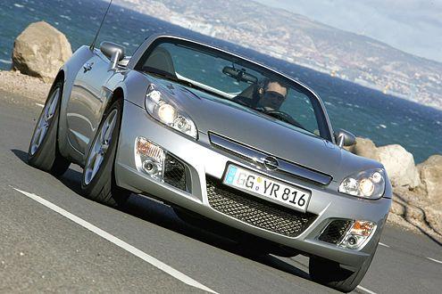 Viel Auto für wenig Geld: Der Opel GT soll 30.675 Euro kosten.