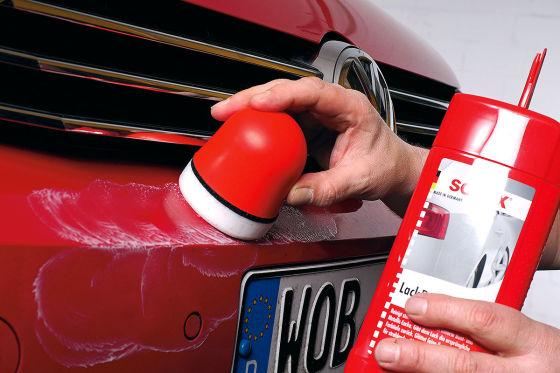 auto polieren anleitung tipps autobildde