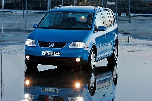 Beispiel VW Touran: Nicht alles, was neu ist, ist auch gut. Siehe Dauertest.