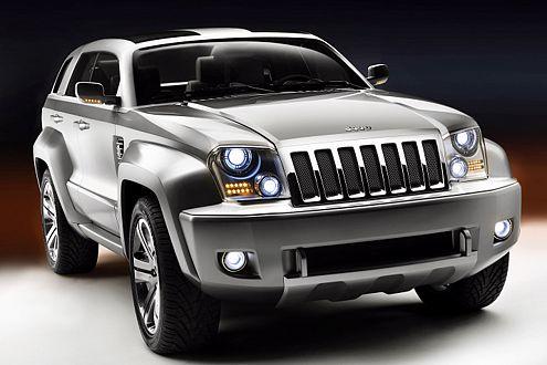 Jeep Trailhawk: Vorgeschmack auf die nächste Cherokee-Generation.