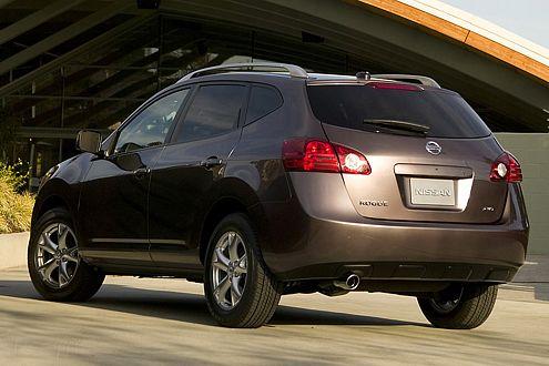 Nur für den US-Markt: Nissan möchte mit dem Rogue vor allem ein junges Publikum ansprechen.