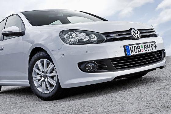 VW Golf BlueMotion