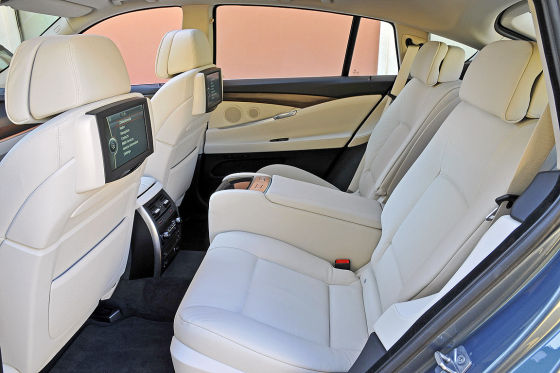 5er BMW 530d Gran Turismo