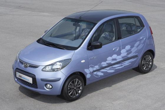 Hyundai i10 Eletric