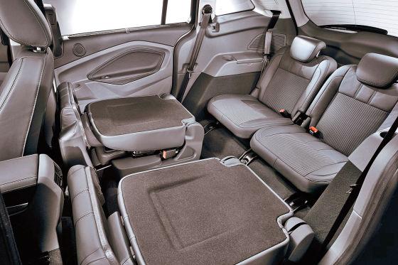 Ford Grand C-Max (IAA 2009)